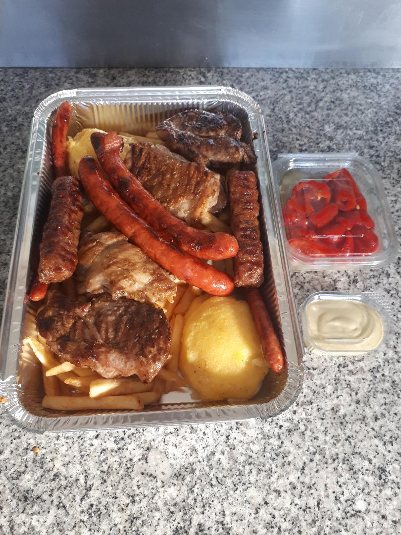 Mix grill 2 pers